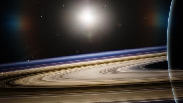Zajímavá fakta o Saturnu