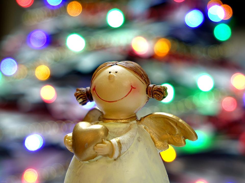 figurka andílka