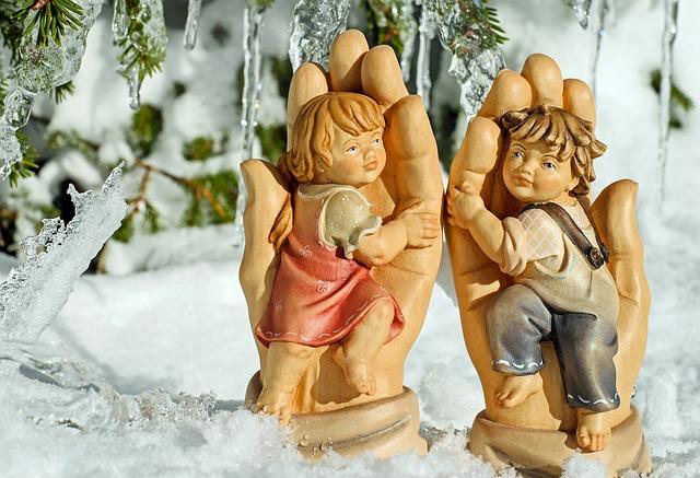 dřevěné figurky